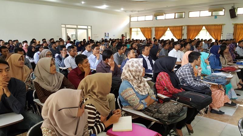 Seminar Karir dan Open Rekruitmen Karyawan PT PAMA (2)
