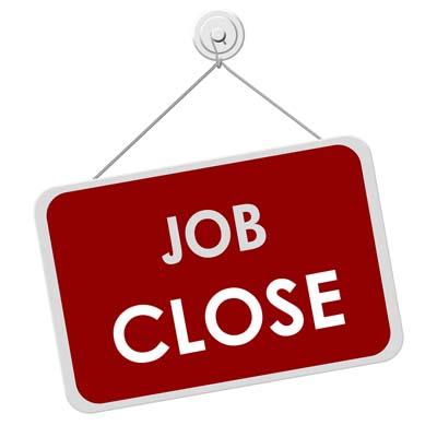 Job Close