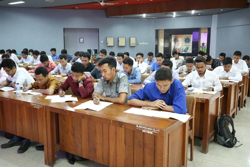 Alumni UM Siap Meraih Pekerjaan Bersama PT Pamapersada Nusantara (1)