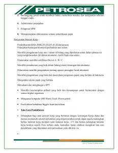 Materi Iklan Lowongan Kerja PT Petrosea Tbk-3