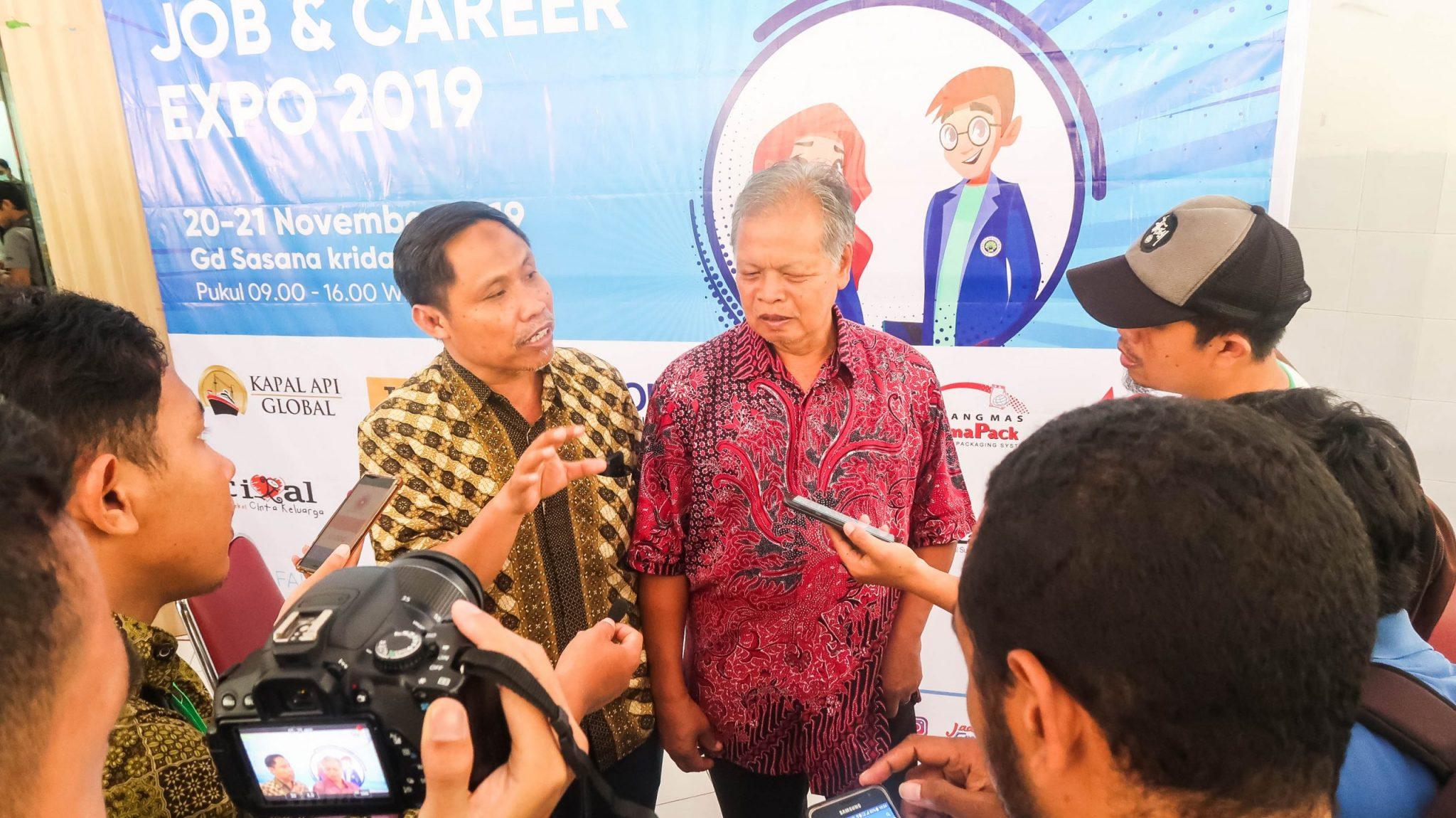 Wawancara IKA UM Job Fair